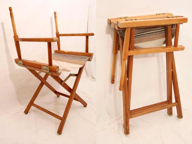 sch ner klappstuhl regie stuhl reise stuhl ebay. Black Bedroom Furniture Sets. Home Design Ideas