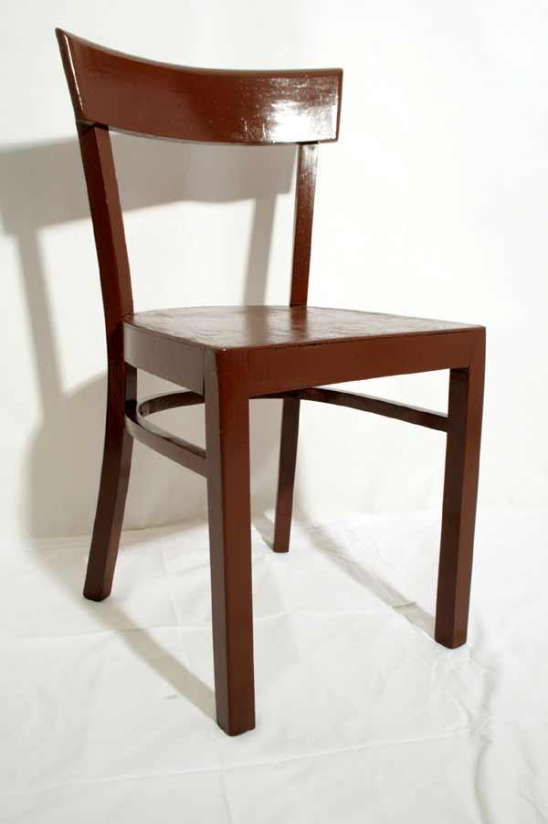 sch ner antiker frankfurter stuhl wirtshausstuhl ebay. Black Bedroom Furniture Sets. Home Design Ideas